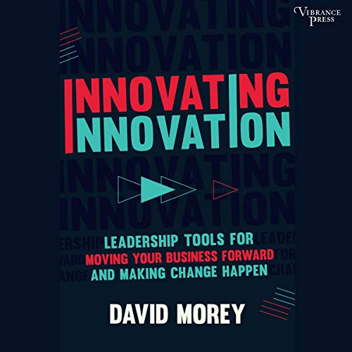 Innovating Innovation audiobook cover art