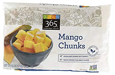 365 Everyday Value, Mango Chunks, 16 oz, (Frozen)