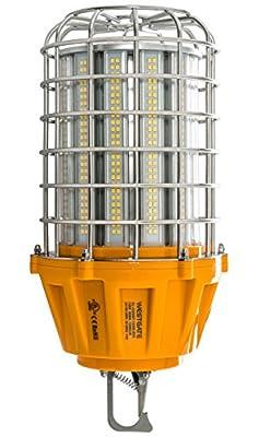 Westgate Lighting LED Corn Lamps-Epistar 2835 Construction Light-Construction Light with 5000K Color Temperature-120V AC Input Voltage Corn Lamp-5 Year Warranty