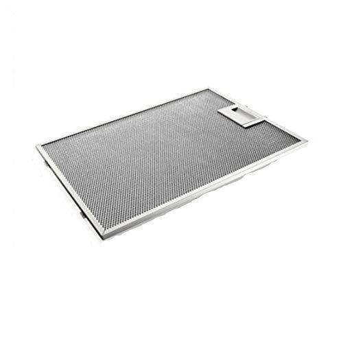 AFSDF Campana Extractora Filtro De Aluminio Cocina Universal Filtro De Malla para Campana Extractora (Filtro De Metal) 260 X 320 Mm Filtros Metálicos para Campana