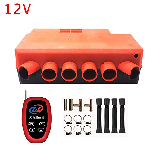 Buy Car Heater Or Fan, 12V/24V 3 Gears Adjustable 100W Windshield Defogger Defroster, Car Space & Fa...