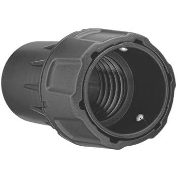 DEWALT DWV9000 Universal Connector  Black