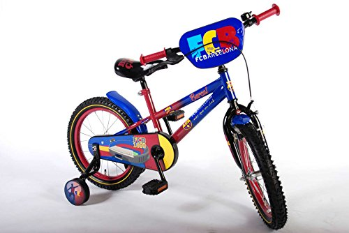FC Barca Volare41651 Volare FC Barcelona Bicicleta para niños