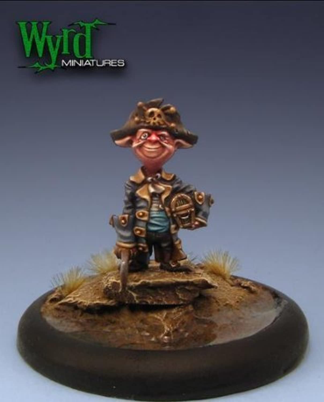 Wyrd Miniatures The Dwead Piwate Wuppwecht Twisted
