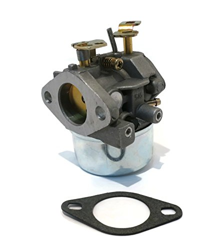 The ROP Shop Carburetor Carb for John Deere Snow Blower Thrower TRS22 TRS24 TRS26 TRS27 TRS32