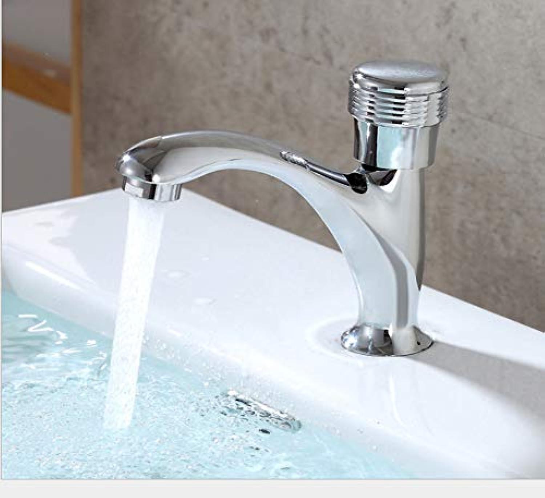 Floungey BadinsGrößetionen Waschtischarmaturen Küchenarmaturen Bad Waschbecken Einzigen Kalten Wasserhahn Bad Eitelkeit Waschbecken Waschbecken Wasserhahn