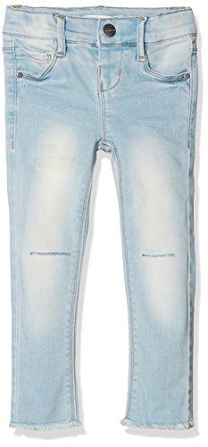 NAME IT Mädchen NKFPOLLY DNMTIA 1003 Pant NOOS Jeans, Blau (Light Blue Denim), 134
