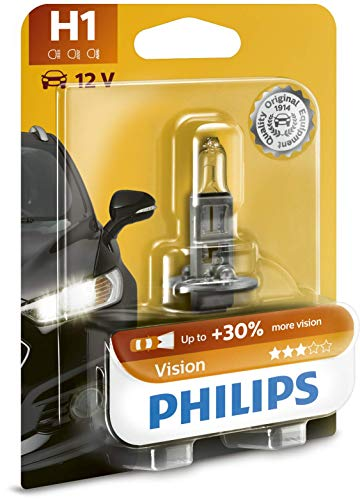 Philips automotive lighting 871150047516 Philips 12258PRB1-H1 Vision