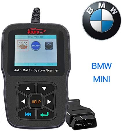 OBDScar OS801 BMW Scanner Full Systems Fault Code Reader Diagnostic Tool for BMW Engine System product image