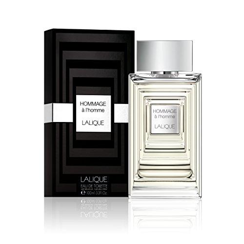 Lalique Hommage À l'Homme homme/men Eau de Toilette Natural Spray, 1er Pack (1 x 100 ml)