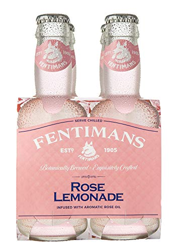 Fentimans Rose Lemonade 4x200ml