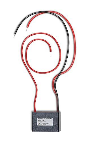 12VDC Variable Density Plasma Negative Ion Generator Module  Portable Air Ionizer