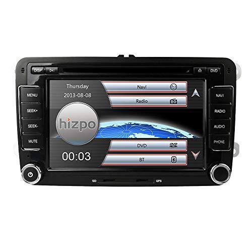 Dubbele Din Auto Radio Multimedia Systeem Ingebouwde Spelletjes + CANBUS met 7