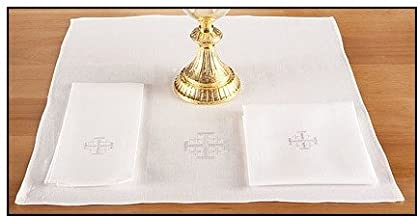4 Pack of Altar Supplies - Altar Corporal