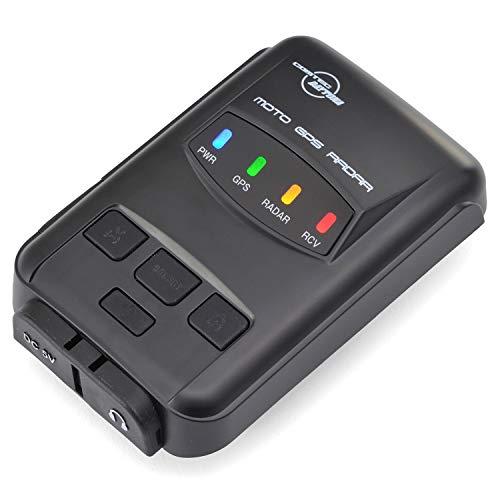 デイトナ バイク用 レーダー探知機 LED表示 Bluetooth対応 更新データ無料ダウンロード 防水 バッテリー駆動もOK MOTO GPS RADAR 4E 99246