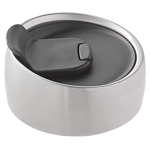 S'well Cap - - Stainless Steel, One Size - Commuter Lid