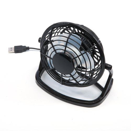 Ventilatore di Alta Qualita USB Mini da Tavolo Laptop PC Mac Raffreddamento Portatile di Kurtzy TM