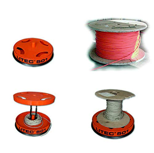Litec 501 Kabel Abroller Profi-Gerät Kabelabroller Kabelhaspel Leitungsabroller