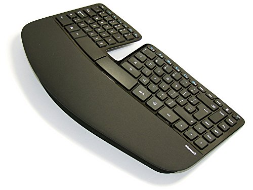 MS Sculpt Ergonomic Desktop USB Black (GB)