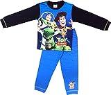 Pijama Oficial de Toy Story para niños de 18 Meses a 5 años Azul Azul 2-3 Años