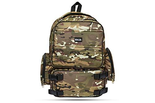 Kids Boys Men Camo Backpack Rucksack Bag Multicam