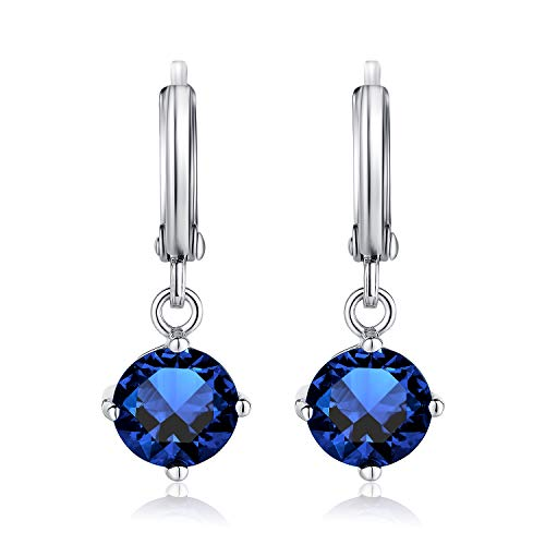 KRUCKEL Water, essence of life, origin of lives, natural, genius, glorious, pure, quiet, silence, peaceful, worry-free, everything is fine earrings made with Zirconia – 7181140