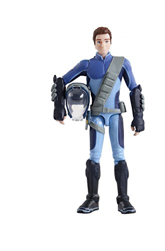 Thunderbirds Are Go – Scott Tracy – Figurine 9,5 cm