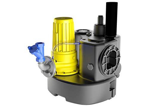 Kompaktboy SE 71.1 W 230V, Abwasser-Hebeanlage mit Schneidwerkpumpe
