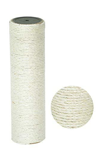 nanook Poteau de Rechange pour Arbre à Chat/Poteau en sisal de Rechange - 9 cm Ø - Longeur 45 cm - Filetage M8
