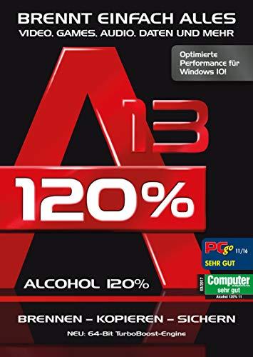 Markt+Technik -  Alcohol 120% Version
