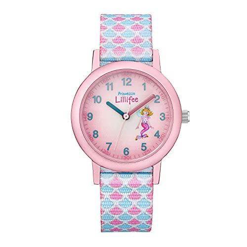 Prinzessin Lillifee Kinder-Armbanduhr Meerjungfrau 2031755