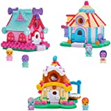 Nanables Small House Sweetness Town 3-Pack #1:...