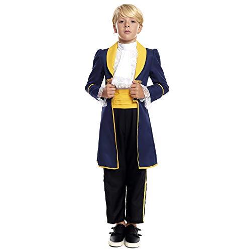 Partilandia Disfraz Príncipe Encantado para niño (4-6 años) Carnaval 20433 (+ Tallas)