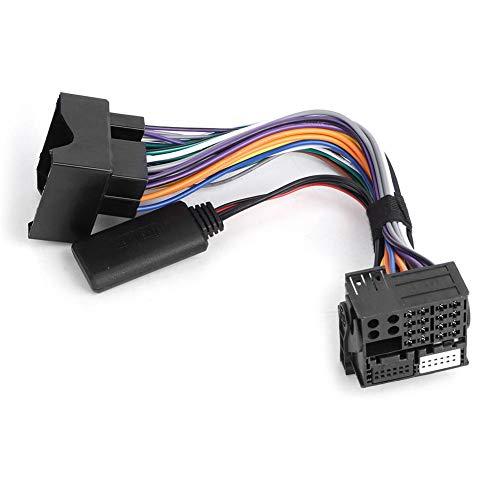 Bluetooth-Audio-Adapterkabel, Auto CDC40 CD60 CD30 MP3-Radio Bluetooth-Netzkabel-Adapterkabel Audio-Zusatzkabel