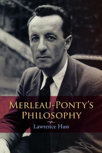 Merleau-Ponty's Philosophy (Studies in Continental Thought) (English Edition)