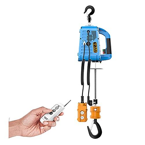CHARON Polipasto eléctrico, elevador de cables, mando a distancia inalámbrico, elevación con...