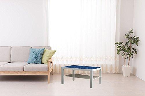 Forex PVC para Mesa IKEA Lack Personalizada Textura Tela Vaqueros | Medidas...