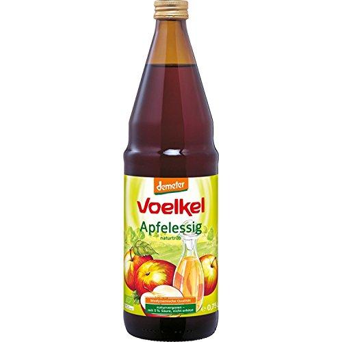 Voelkel Bio Apfelessig, naturtrüb, demeter (1 x 750 ml)