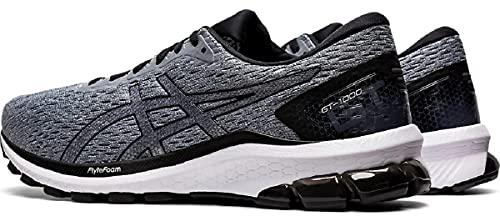 ASICS GT-1000 9 1011A770 021 - Zapatillas de running para hombre, color Gris, talla 41.5 EU