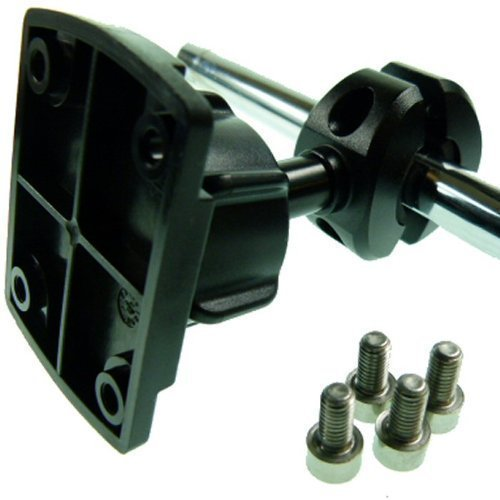 BuyBits Addons Motorrad Querstange Montage für Garmin Zumo 660 (SKU 15136)