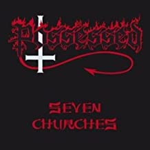 possessed seven churches cd