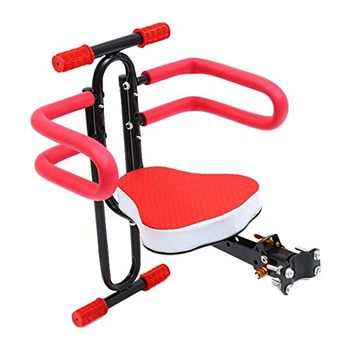 Lowest Prices! N/P Kids Bicycle Seat,Baby Carrier Seat Bike,Deluxe Bicycle Mounted Child Carrier Bik...