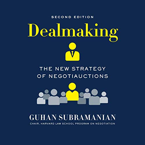Dealmaking  By  cover art