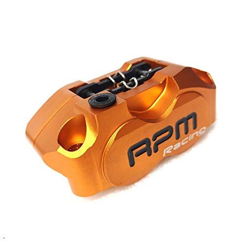 MUJUN Riserva Nuova Moto Rpm Pinza freno freno 82 millimetri Pompa montaggio 4 pistoni radiali for Yamaha...