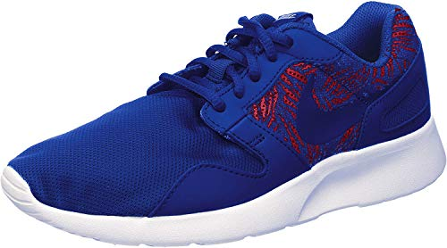 Nike Herren Kaishi Print Laufschuhe, Azul/Rojo/Blanco (RCR Blue/RCR Bl-Unvrsty Rd-Wht), 42 1/2 EU