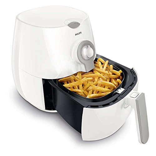 Philips HD9216 1425W Air Fryer (White)