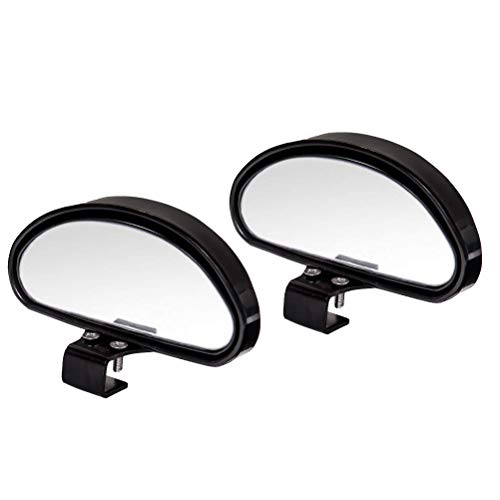 WildAuto Toter Winkel Spiegel Auto Blind Spot Spiegel, Trainer Rückspiegel HD Einstellbar Rückspiegel Konvexe Spiegel Zusätzliche Rückspiegel Für Alle Arten von Fahrzeugen(2 STK)