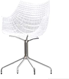 Strange Amazon Com Clear Home Office Desk Chairs Home Office Evergreenethics Interior Chair Design Evergreenethicsorg