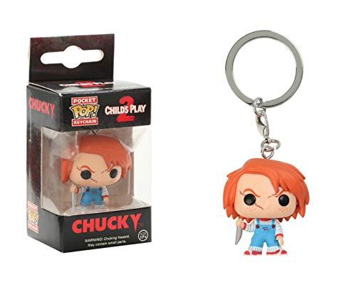 Funko POP! Child's Play 2 Keychain: Chucky