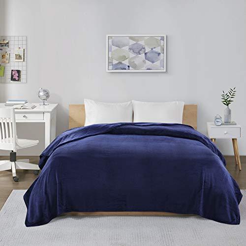 Intelligent Design ID51-830 Blanket, Navy